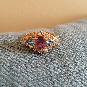 VINTAGE Stunning Cocktail Ring